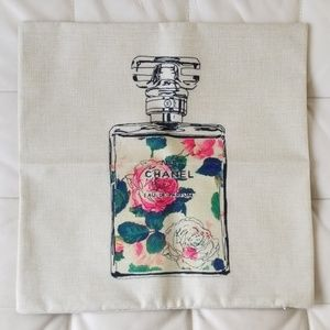 Other - BN perfume bottle printed cushion cover